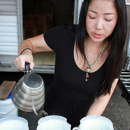 Virginia Pilot, Best Coffee in Hampton Roads, September 2014