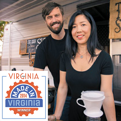 Virginia Living, Made in Virginia Awards, Nov/Dec 2014