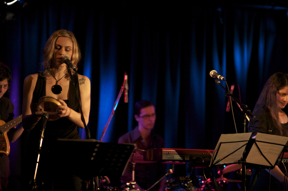 Jacqueline Gawler Band  Photos by Clare Hassett