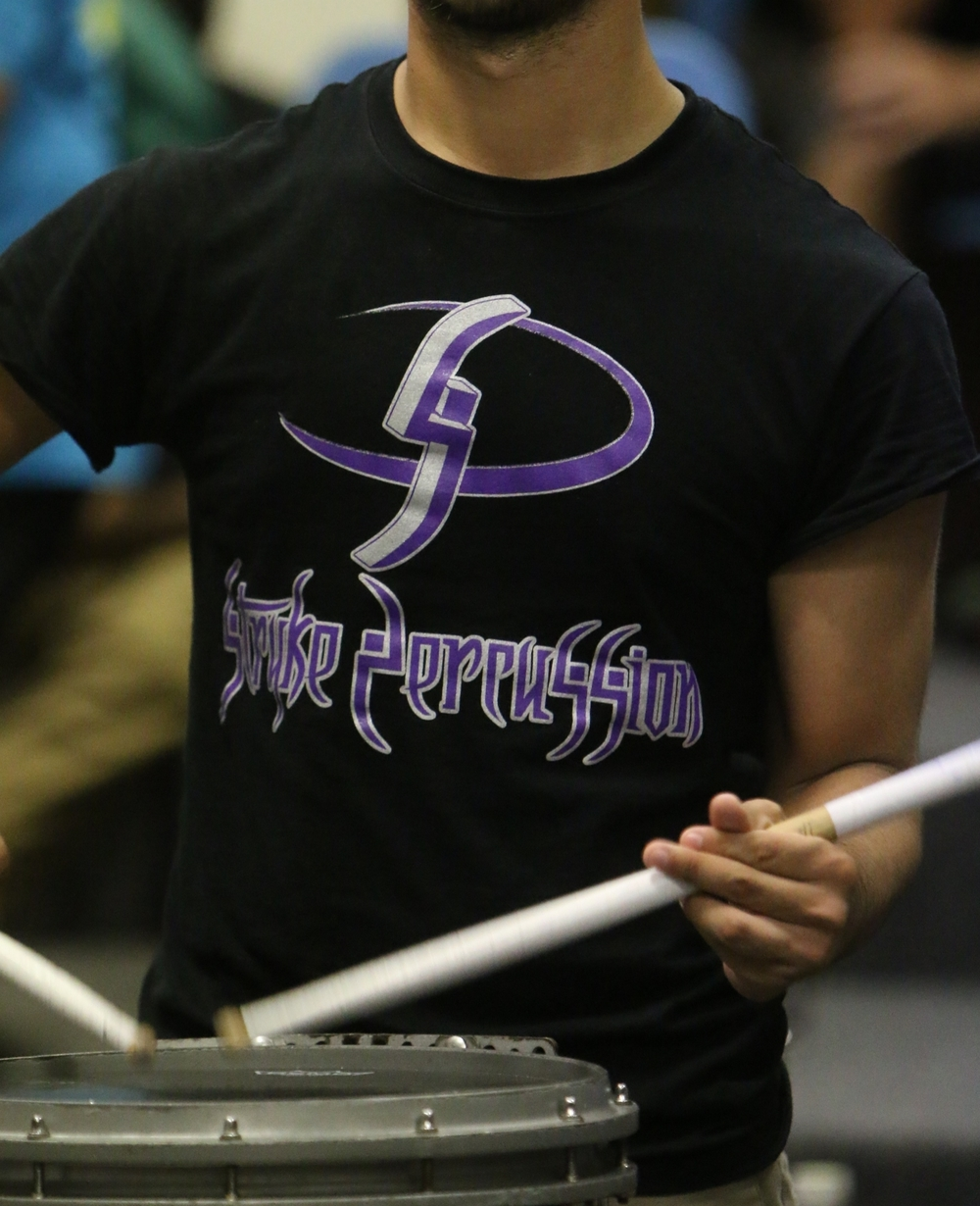 STRYKE Percussion T-Shirt