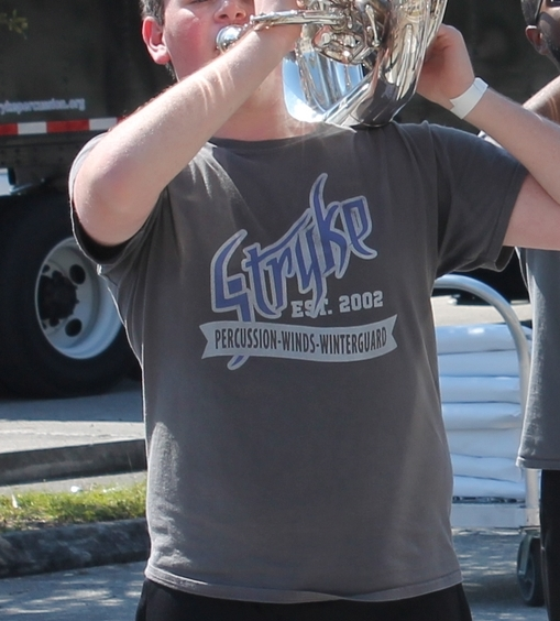 STRYKE (Est. 2002) T-Shirt