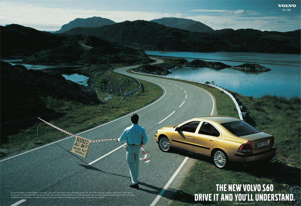 Volvo S40 Launch Campaign