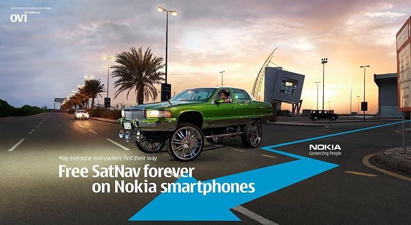 Nokia Worldwide