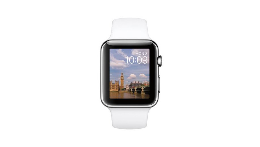 Apple Watch 2 time lapse