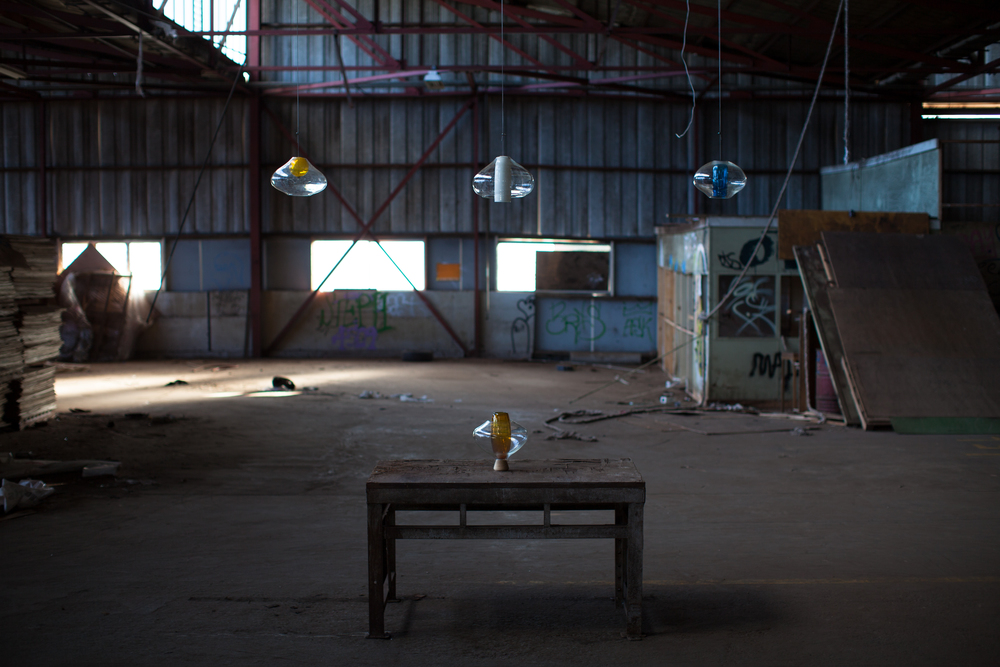 Abandoned Plywood factory, Adelaide. Photo credit Faun A Flora