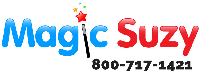 Magic Suzy - Trade Show Magician, Childrens Party Magician Tampa Bay Area