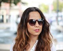 Veronica Baez for StyleMIntd.com