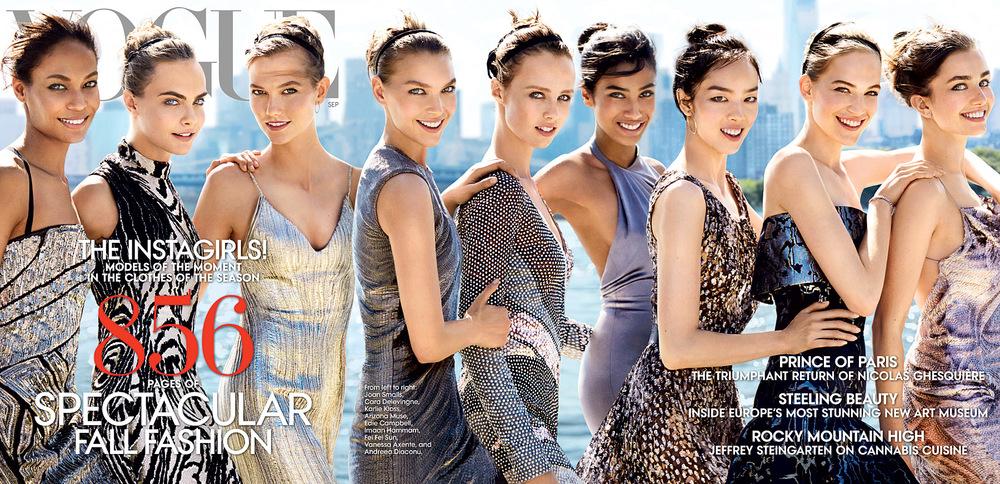 Vogue September 2014 Issue
