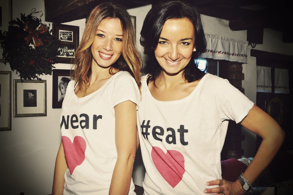 MARTINA & ADRIANA for WearEatLove.com