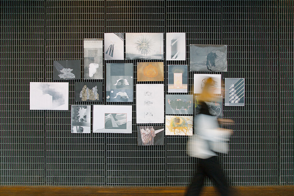 emma byrnes, rmit interior design, design hub