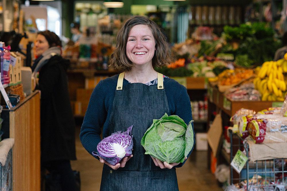 emma byrnes, rhubarb rhubarb, organic foodstore