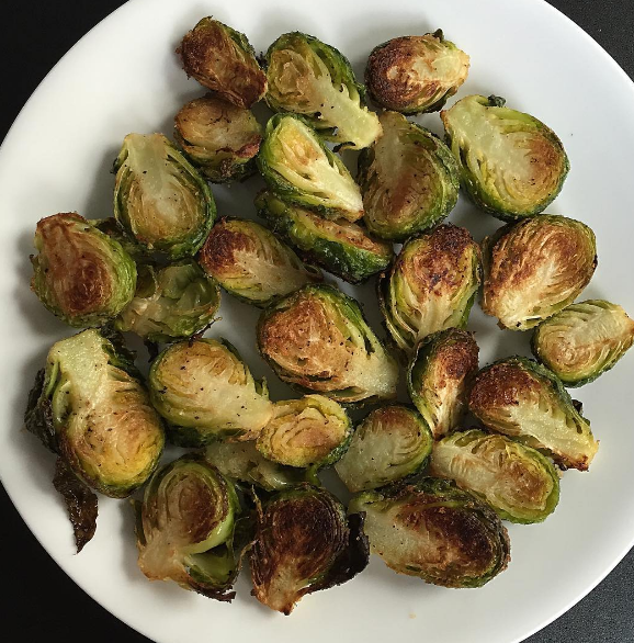 Oven-roasted brussels sprouts.  Literally the best thing ever.  Cover in olive oil, sprinkle salt and pepper, cook at 400 degrees fahrenheit for 5-10 min on each side.  You're welcome.