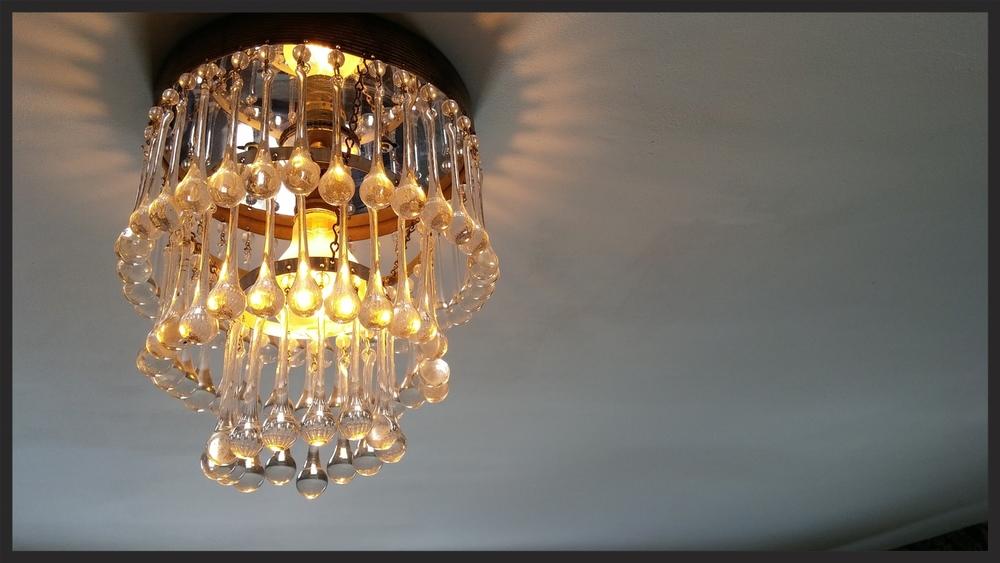Empire room chandelier