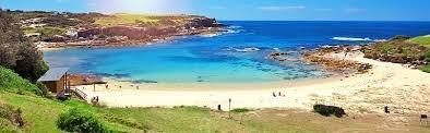 Stunning Little Bay beach