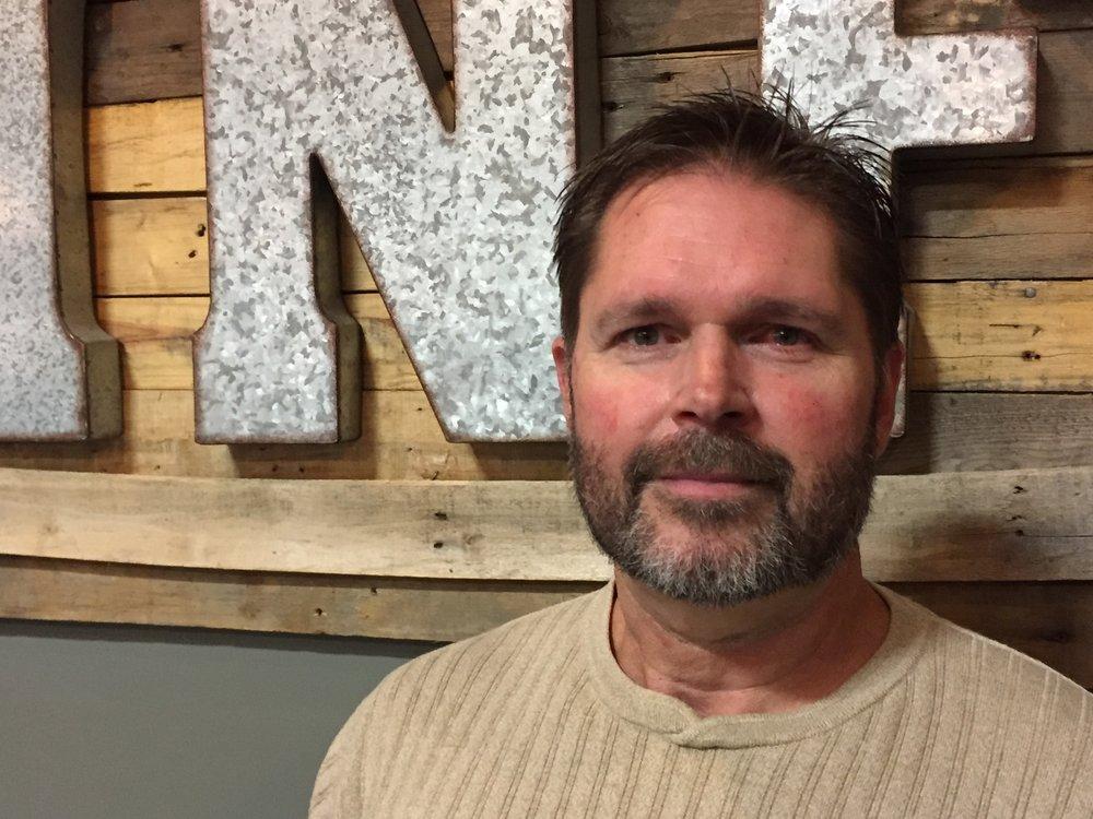 Brent Helming - Pastor:Worship - Men's Core Groups