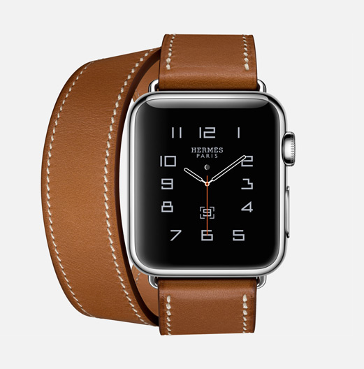 Apple watch feat. Hermès
