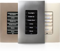 Control4 Lighting Keypads