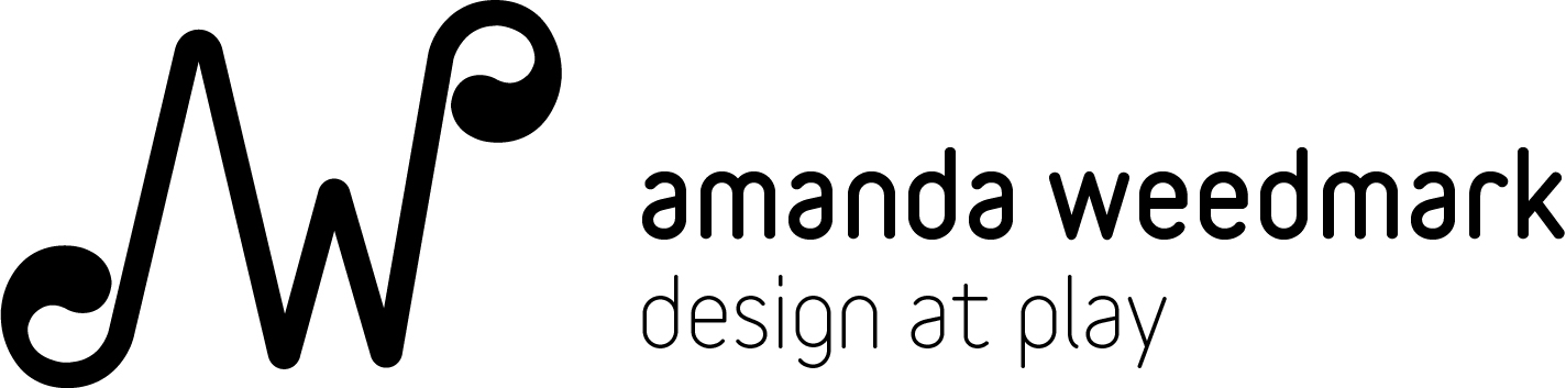 Amanda Weedmark : Design at play
