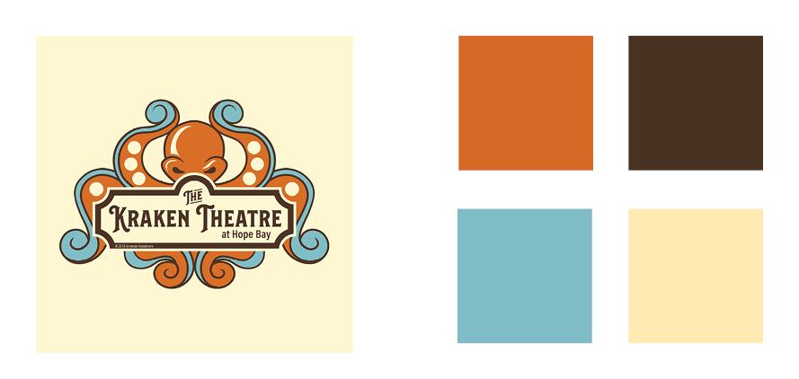 Colour profile and full colour logo