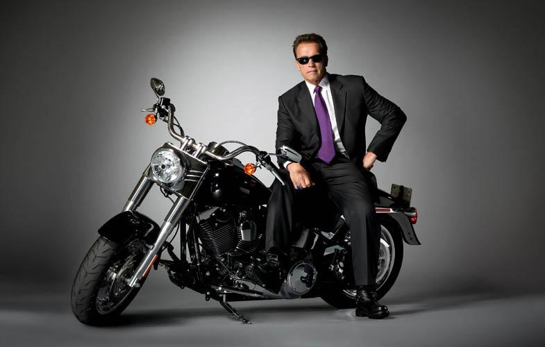Arnold Schwarzenegger | The Terminator
