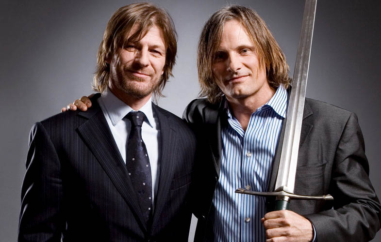 Sean Bean & Viggo Mortensen | The Lord of the Rings Series
