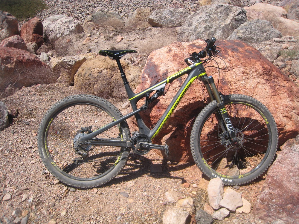 Rocky Mountain Altitude (150 mm rear suspension travel)