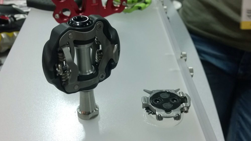 Speedplay SZYR pedal