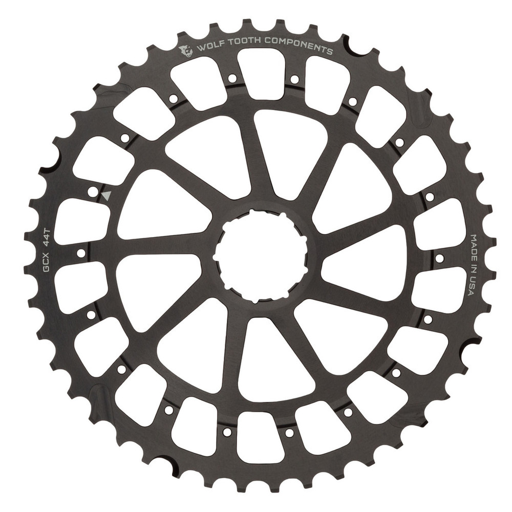 Replacement GCX cogs (40 to 44 teeth)