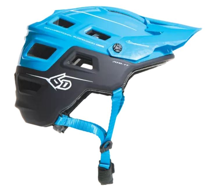6D ATB-1T Trail - Cyan Blue