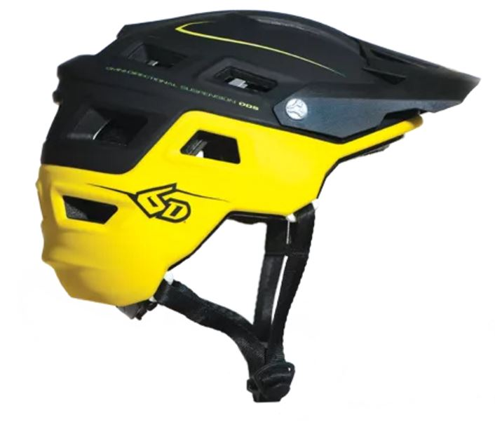 6D ATB-1T Trail - Yellow/Black