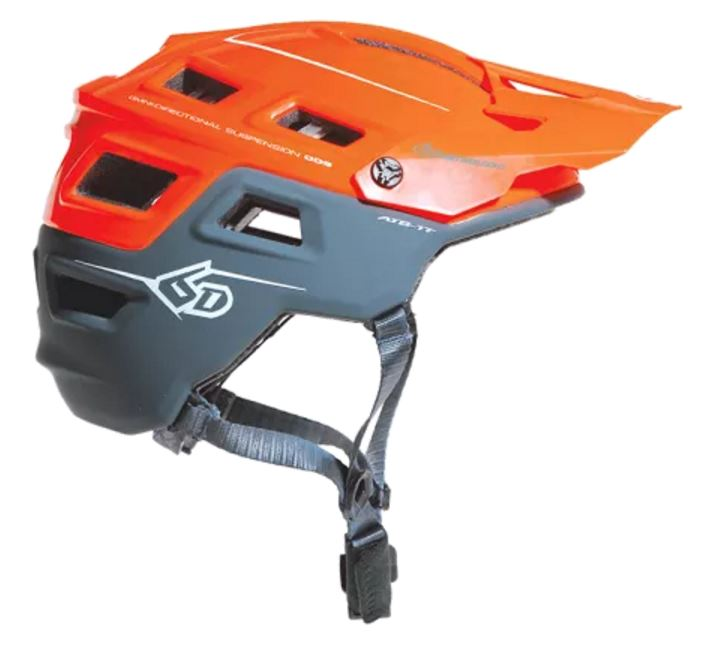 6D ATB-1T Trail - Orange