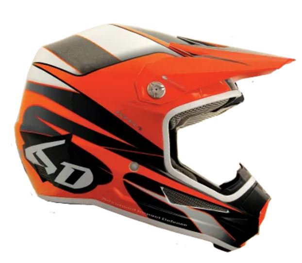 6D ATR-1Y Youth - Orange