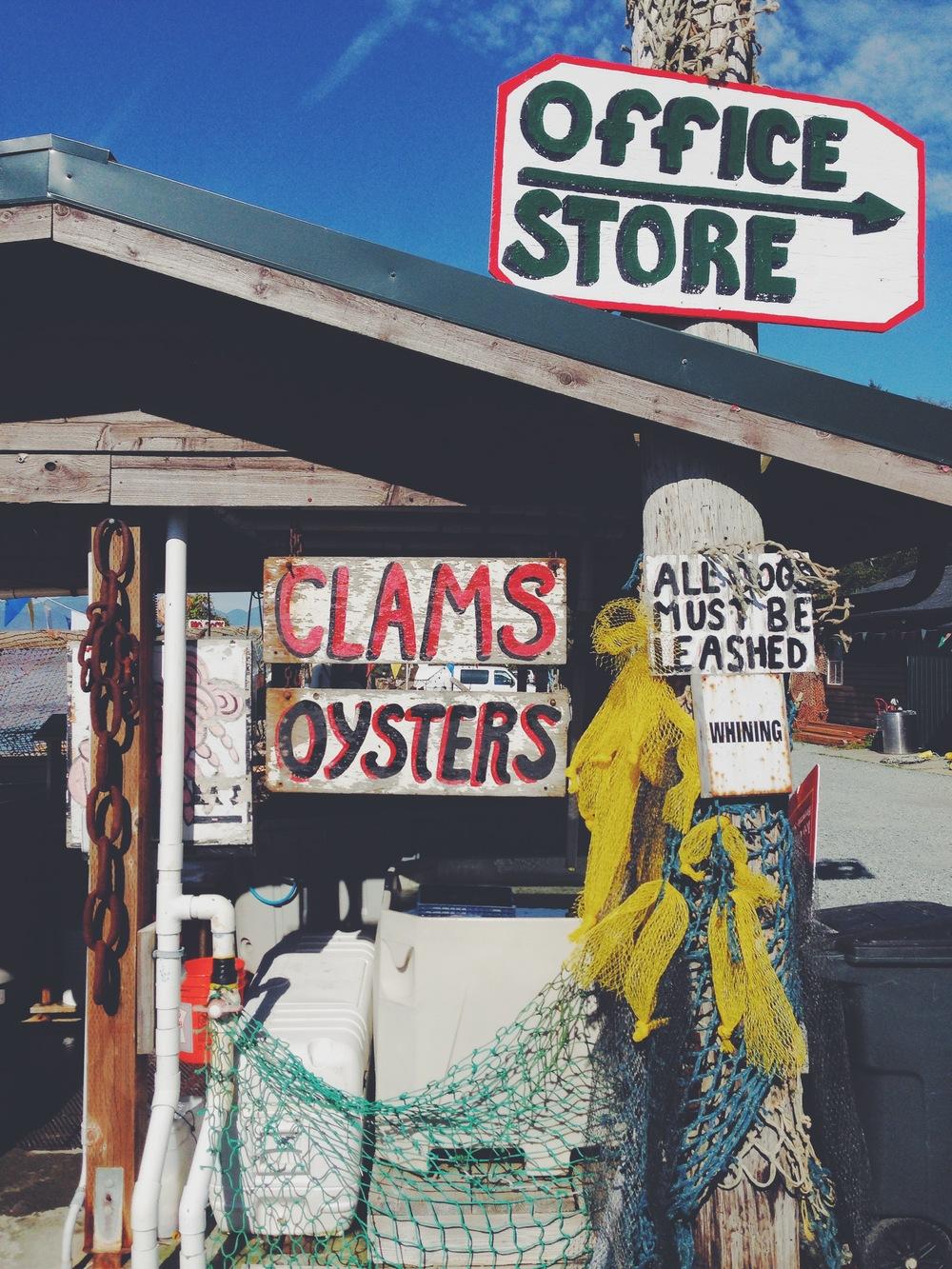 Crabbing typography
