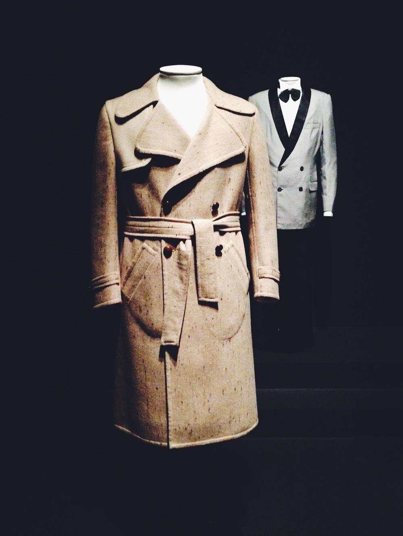 Portland Art Museum exhibit of Italian Fashion.