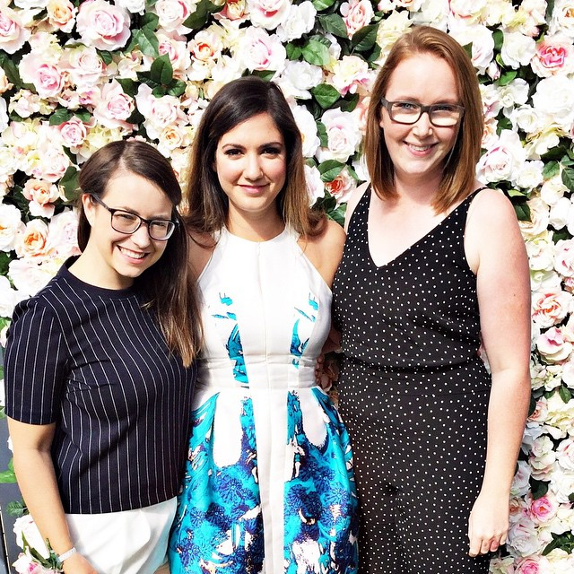 Love these two - can't wait for all the fun to happen over the next few months! 😘 @instagramy032 @mads_davies