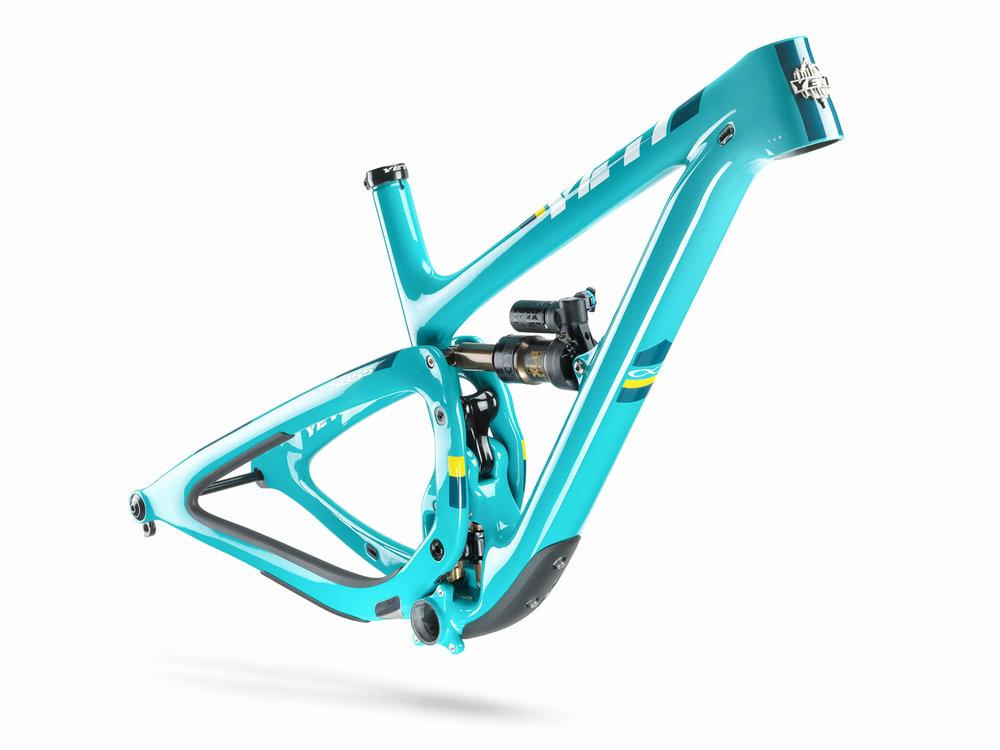 Yeti Models — Back Alley Bikes