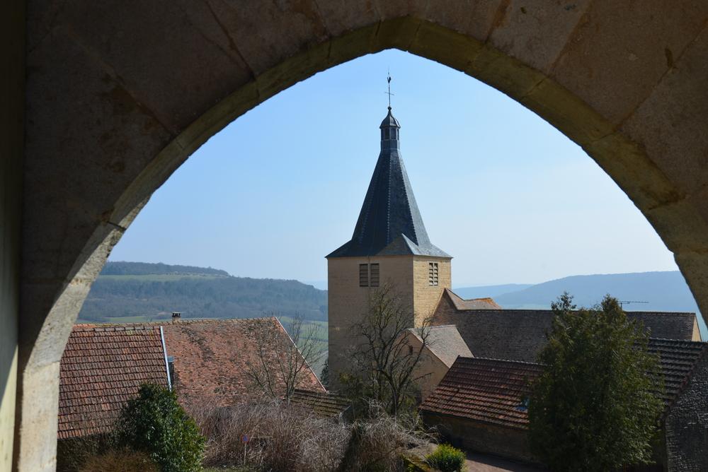 Châeauneuf en Auxois