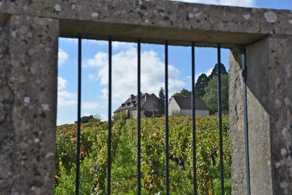 The Manoir of Fixin, Burgundy