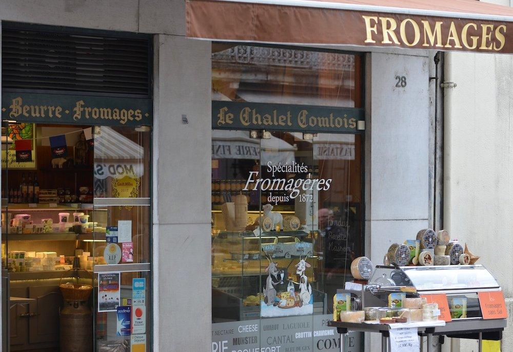 Fromagerie Rue Musette Dijon