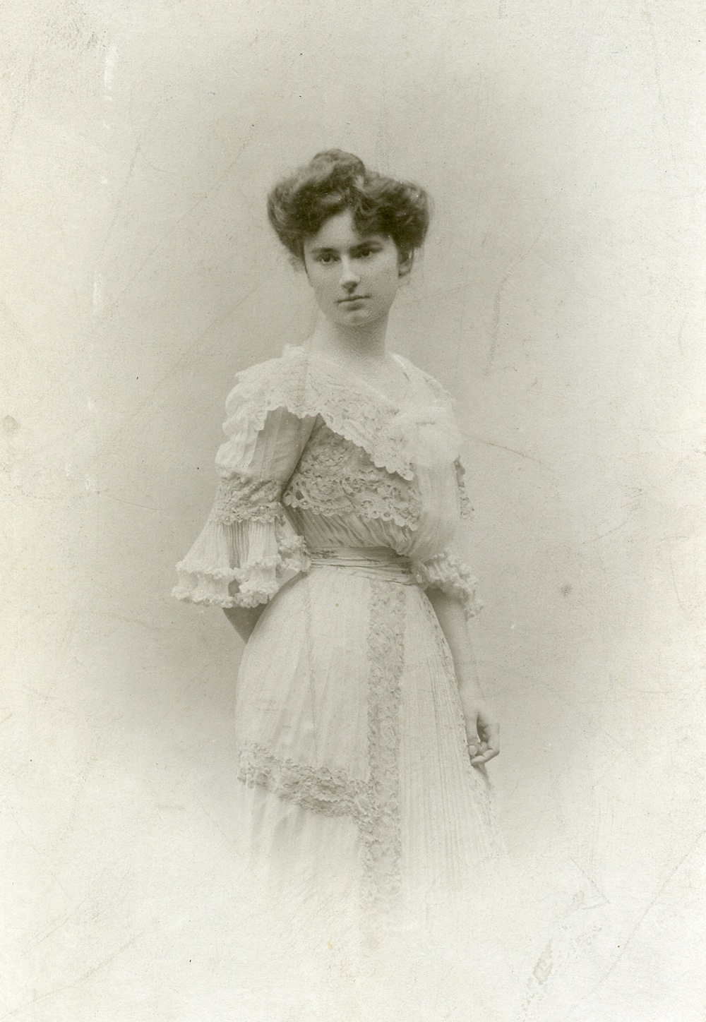 Jane Regnier in 1888