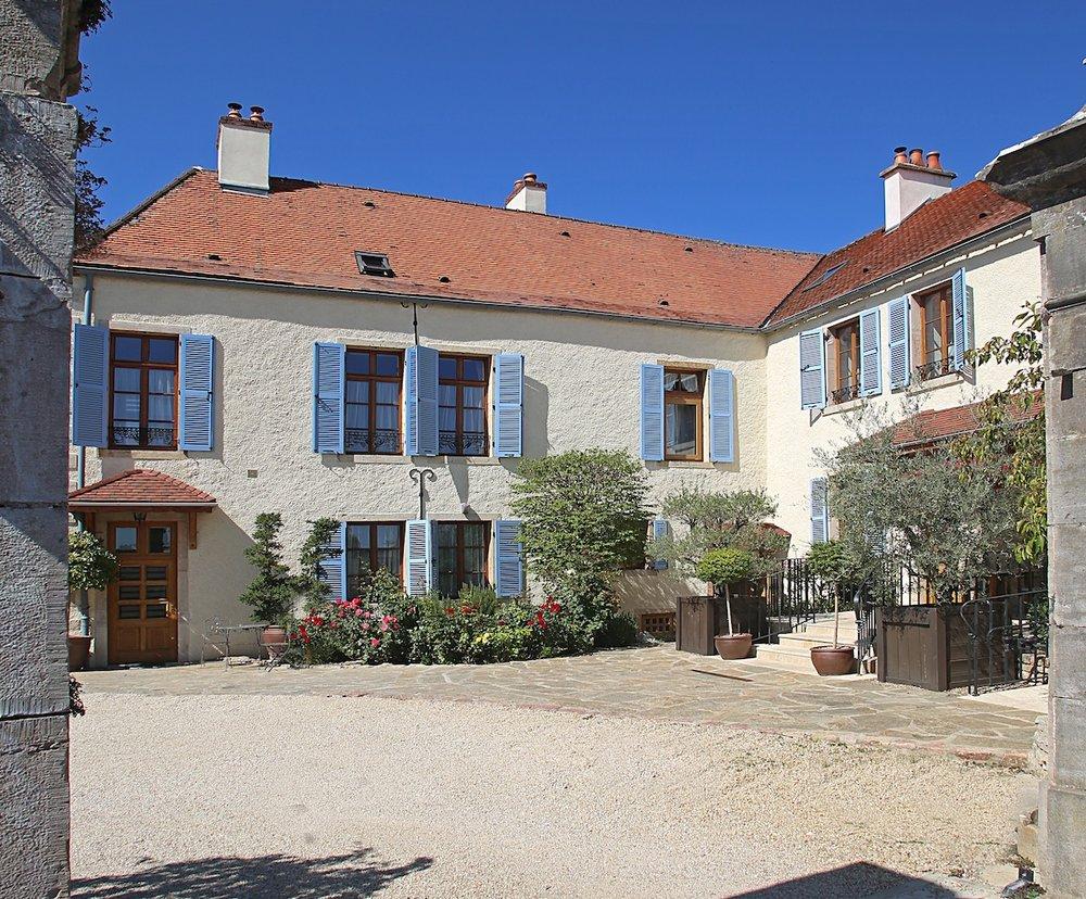 Les Deux Chevres in Gevrey Chambertin, Burgundy