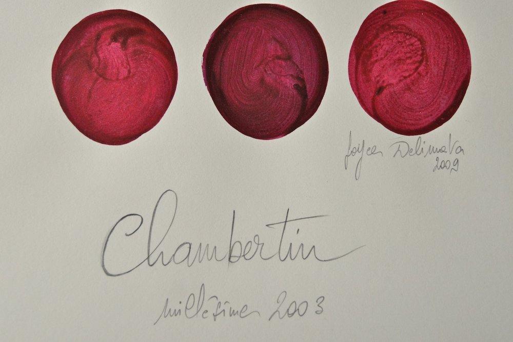 Chambertin, Burgundy by Joyce Delimata