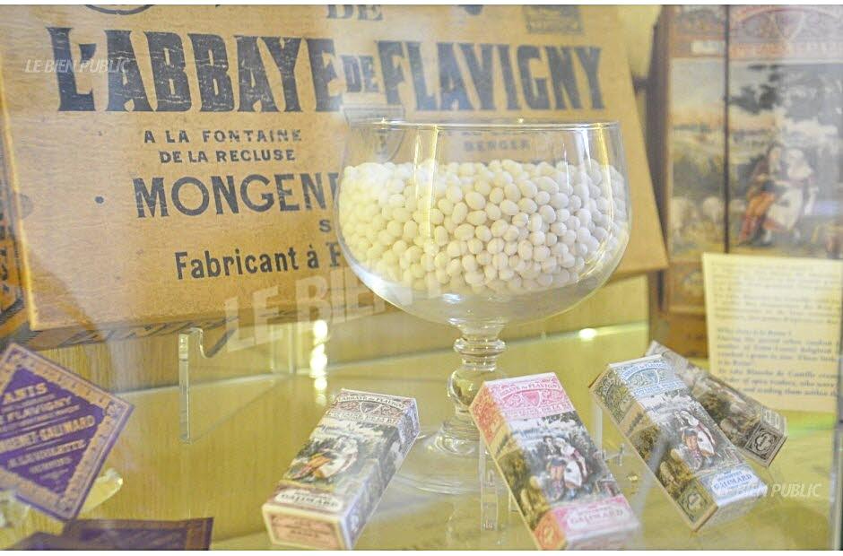 Location : Abbey of the Anis de Flavigny, 4 rue de l'Abbaye / Contact : +33 3 80 96 29 01