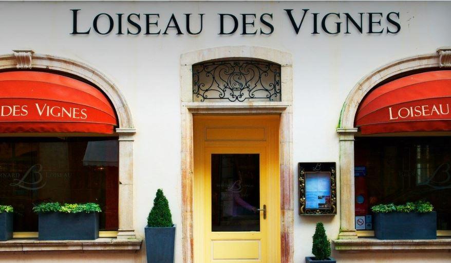 Location : Restaurant Loiseau des Vignes, 31 rue Maufoux, 21200 Beaune / Contact : +33 3 80 24 12 06