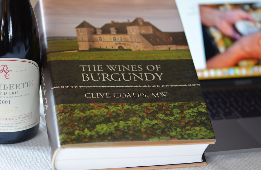 Clive Coates on the wines of Burgundy