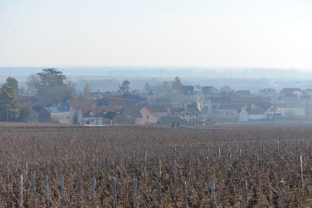 The village of Vosne Romanée