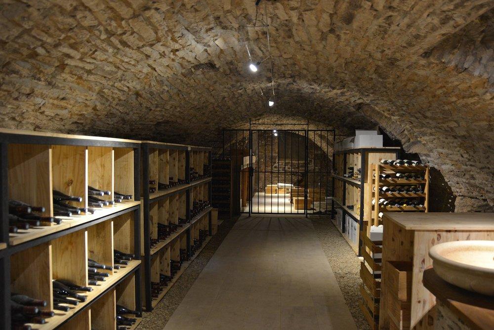 ancient storage cellar