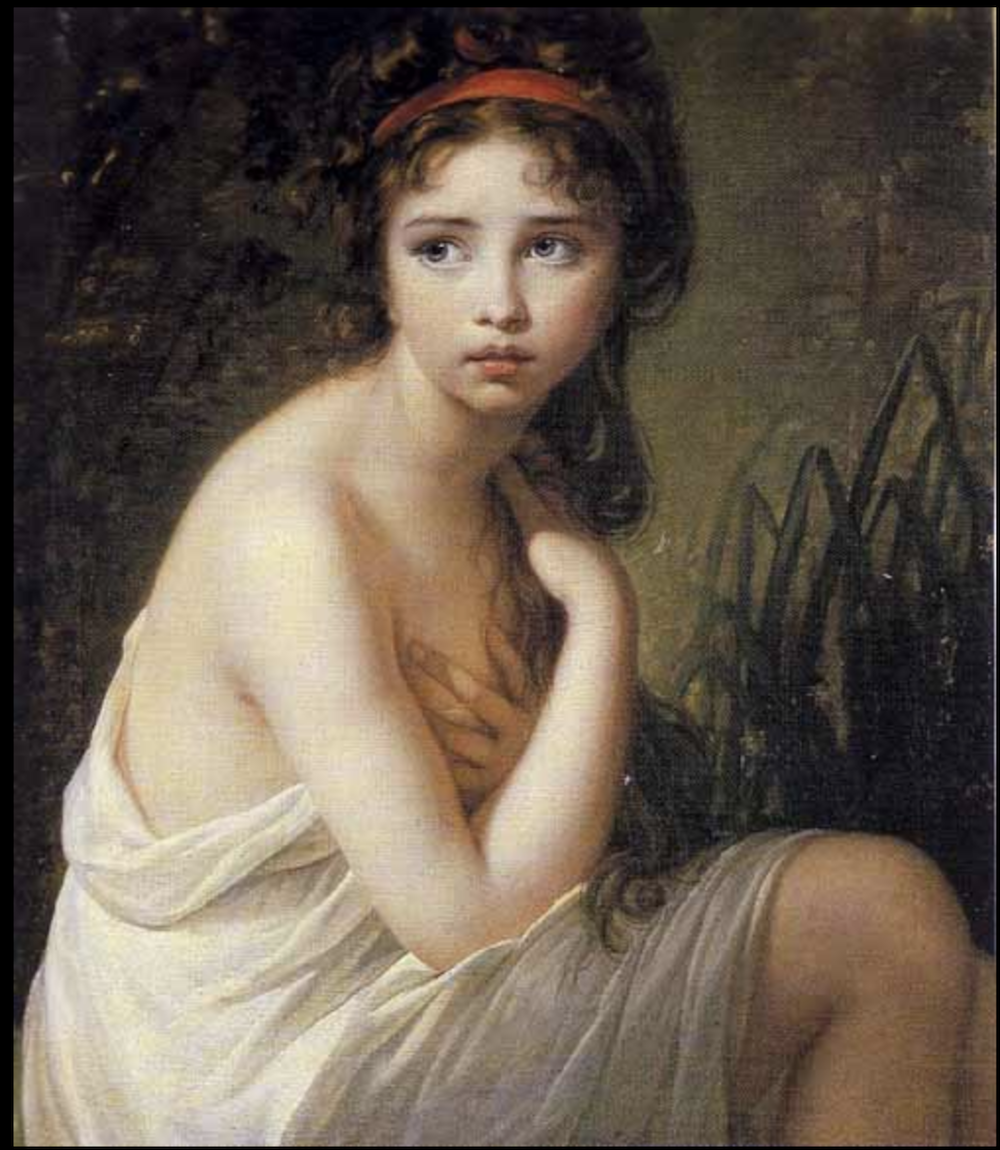 The Bather 1792