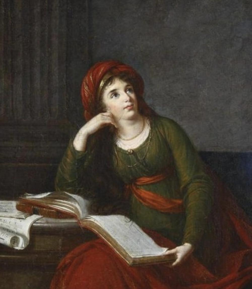 Ekaterina Baryatinskaya-Dolgorukova 1795