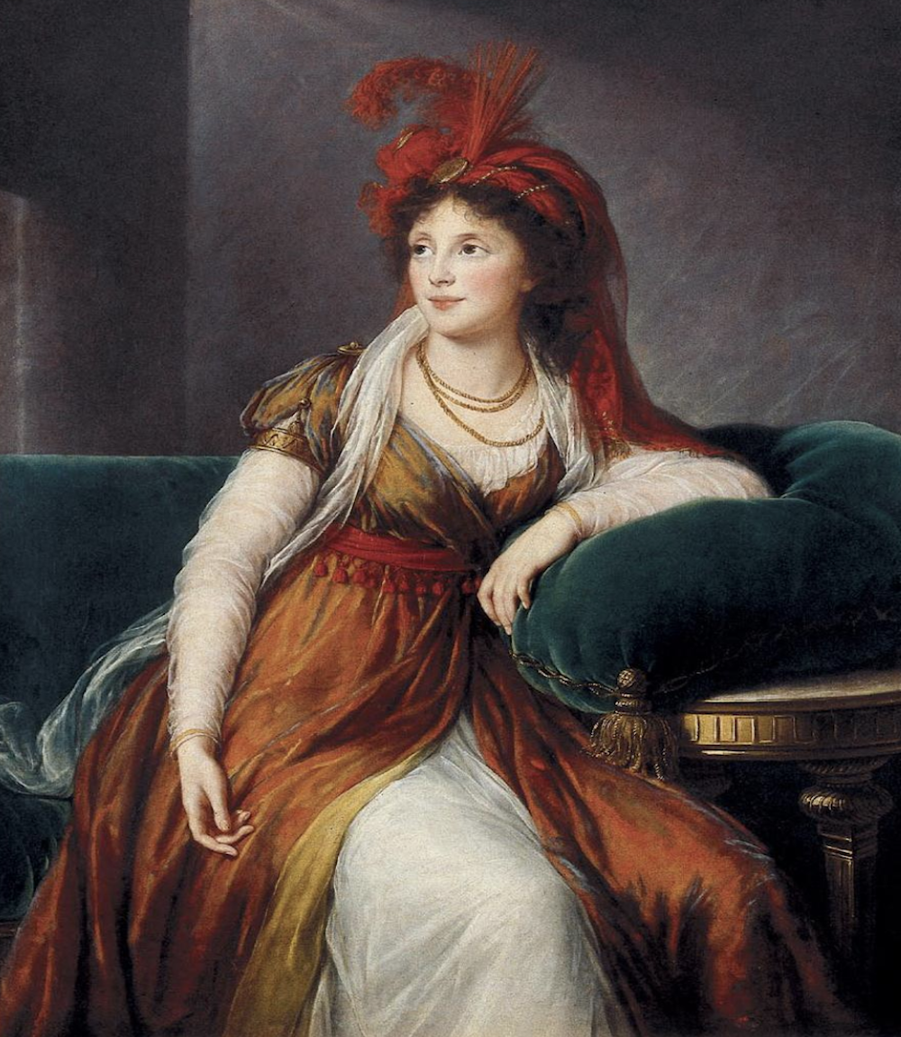 Anna Alexandrova Galitzin 1797